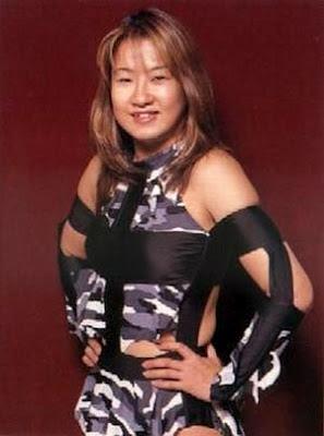 Rie Tamada - Japanese Female Wrestling