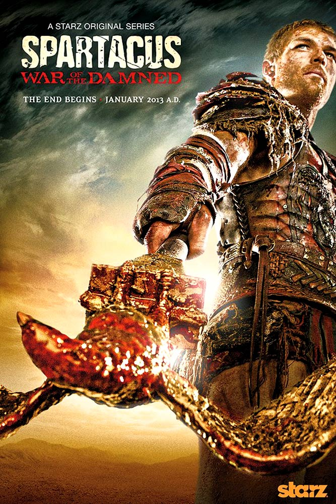 Spartacus S03E08 HDTV XviD