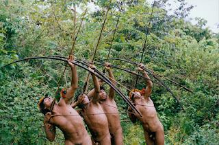 Survival arcieri Amazzonia