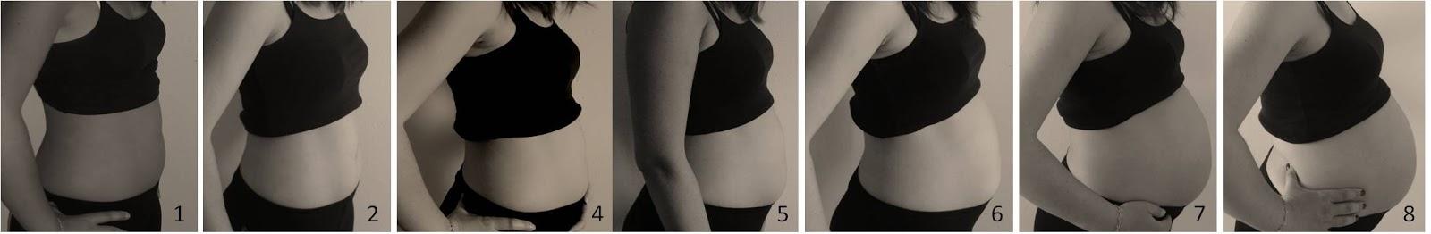 Préférence Maman chercheuse, maman testeuse: La grossesse mois après mois TY45