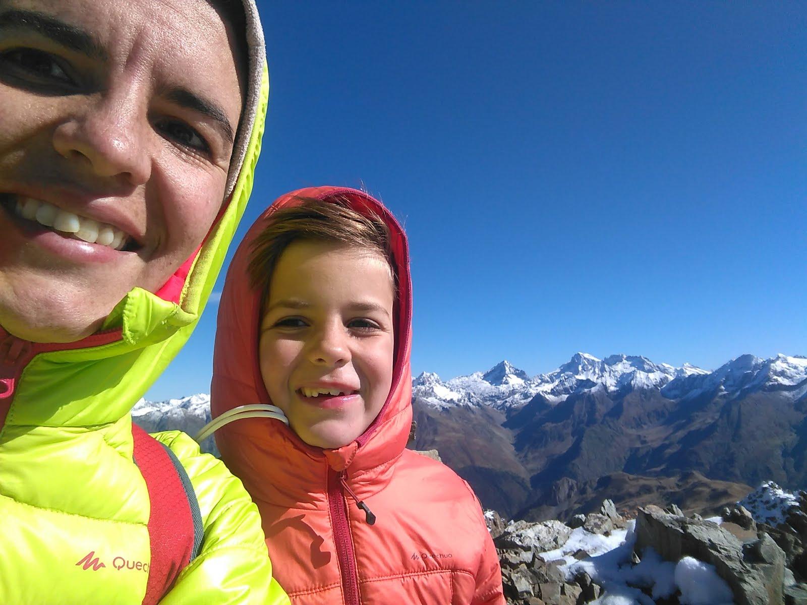 Midi d'Ossau (fallido) y Peyreget (2,487m)
