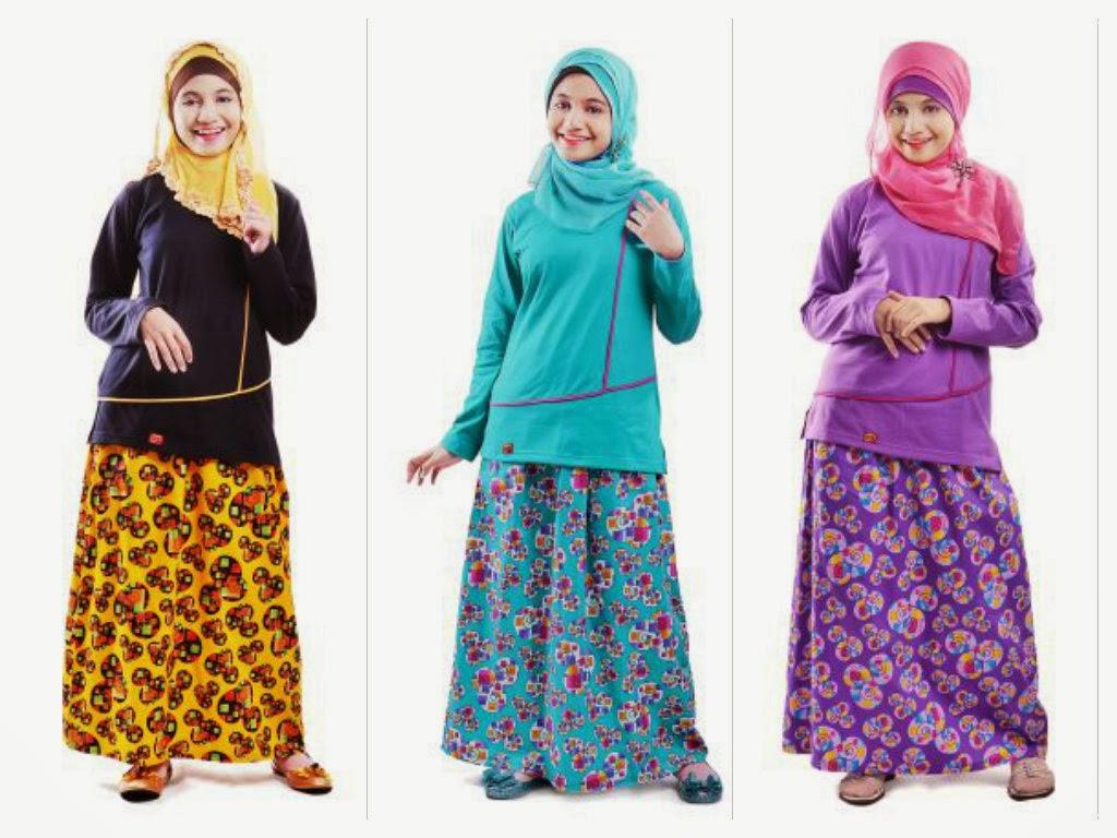 Indah Dengan Baju Gamis Remaja Muslim St 57 Ethica