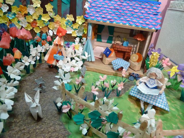 バラ 折り紙:折り紙博物館-arayama.hans-huber.com