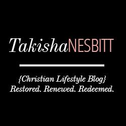 Takisha Nesbitt Blog