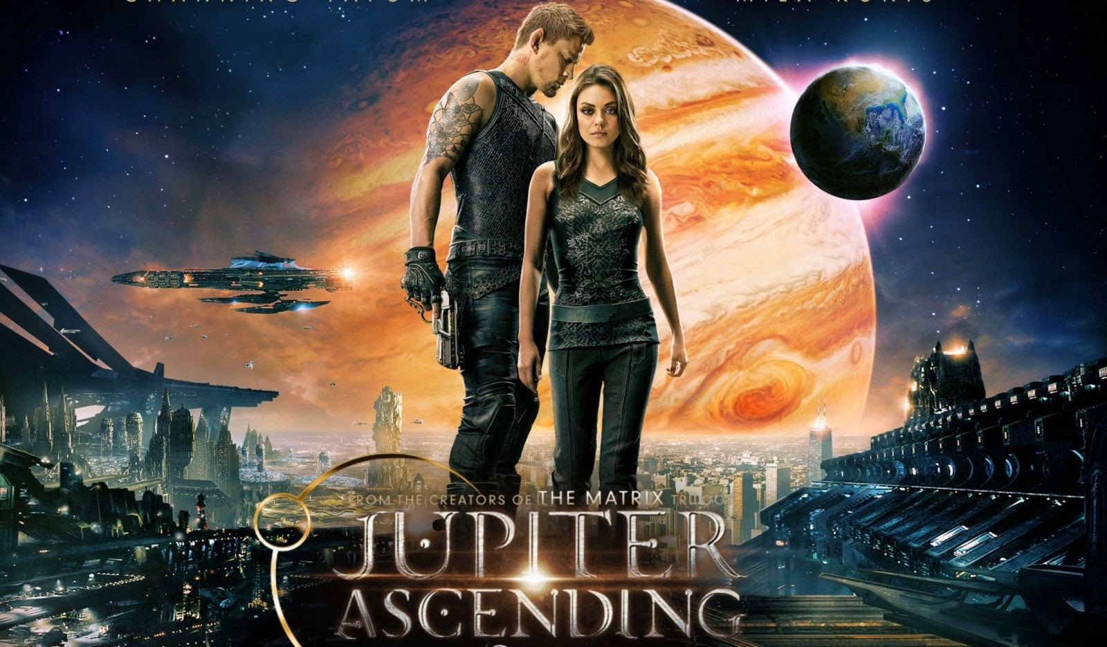 Info review Sinopsis Film Jupiter Ascending (2015)