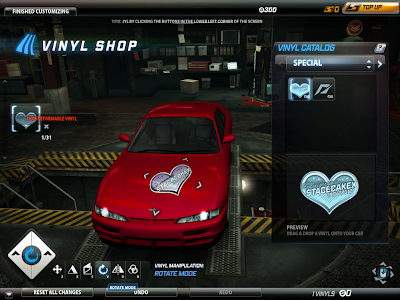 Need For Speed World - Vinyl Shop