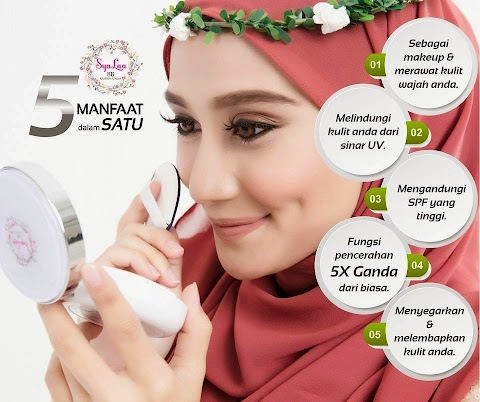 SyaLaa BB Cushion Cream :: Revolusi Dunia Kecantikan Wanita Terkini