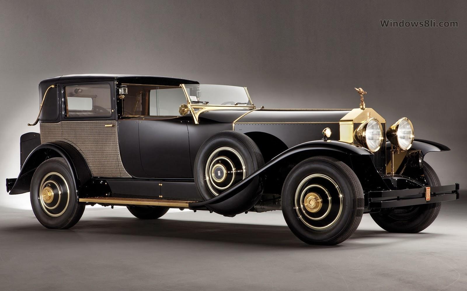 Rolls Royce Arka Plan