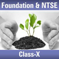 Study Material For Foundation & NTSE ( Class X )