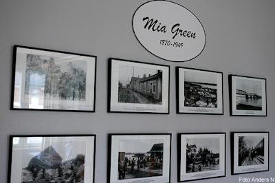 Mia Green, fotograf, Haparanda