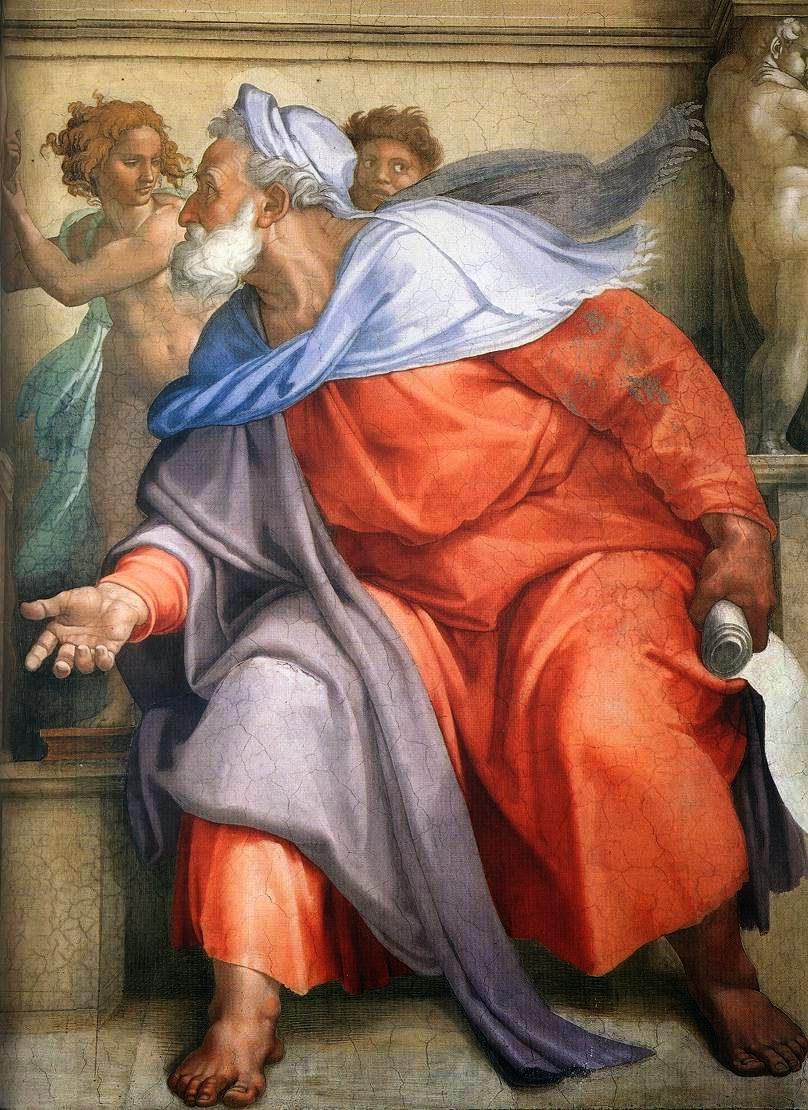O profeta Ezequiel