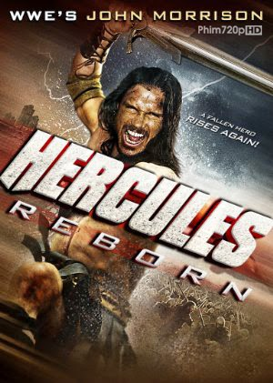 Hercules Reborn 2014 poster