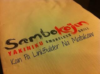 LinkBuilder na Matakaw sa Sambokojin
