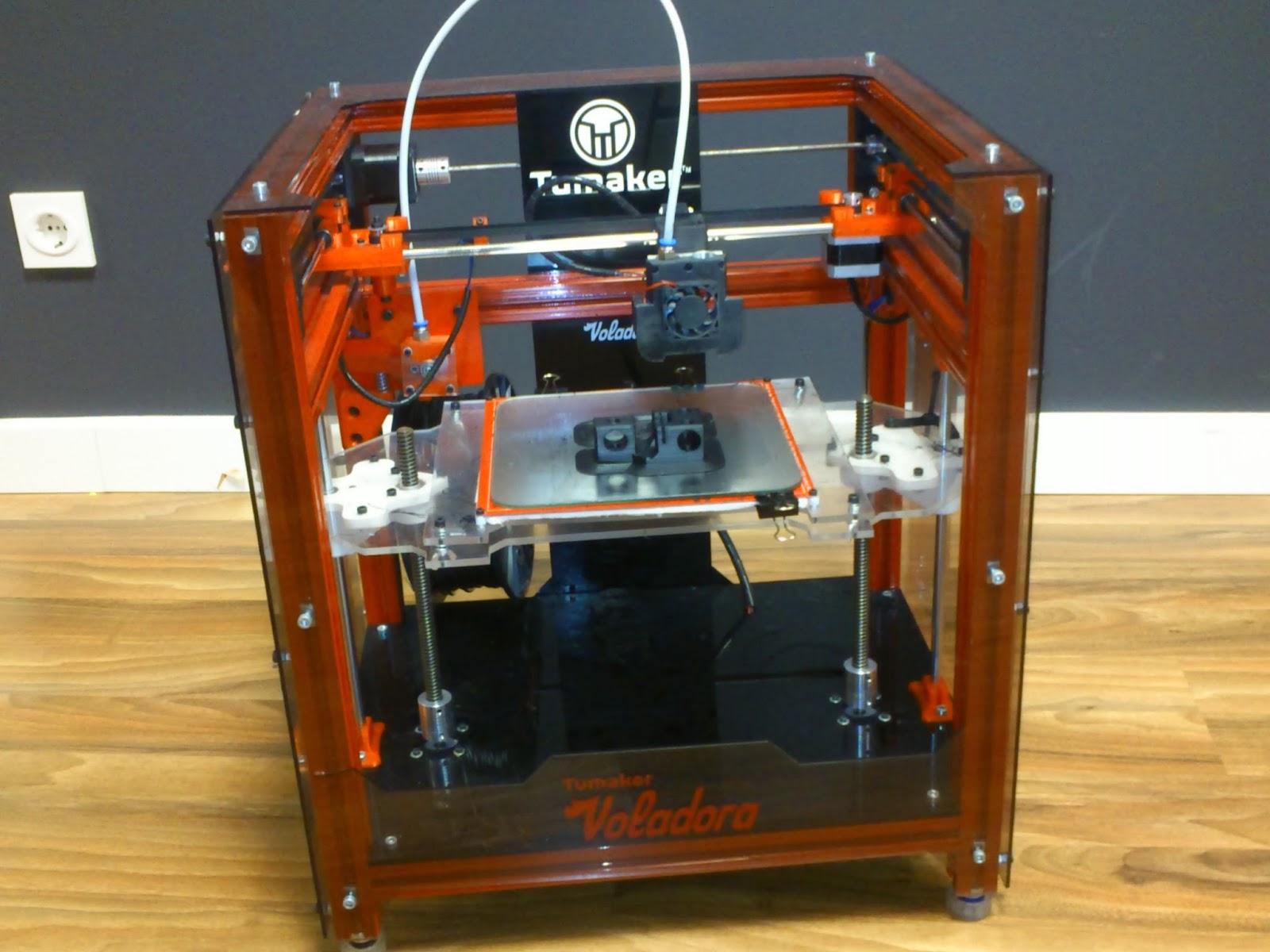 Voladora 3d Printer List Robotics Prometheus Pcb Maker Automates Circuit Board Creation Video