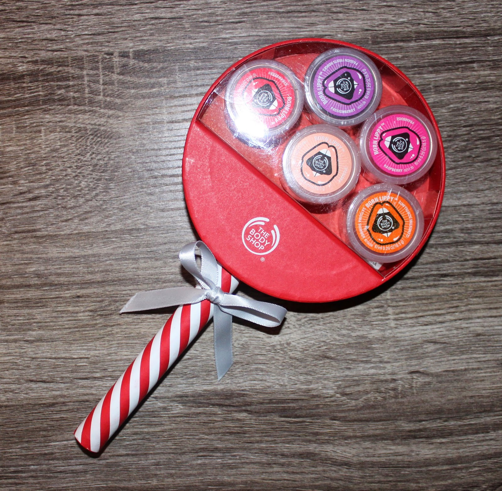 The Body Shop's The Jolly Lippy Lolly