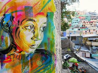 Photo C 215 Poésie Urbaine, Haiti  2013