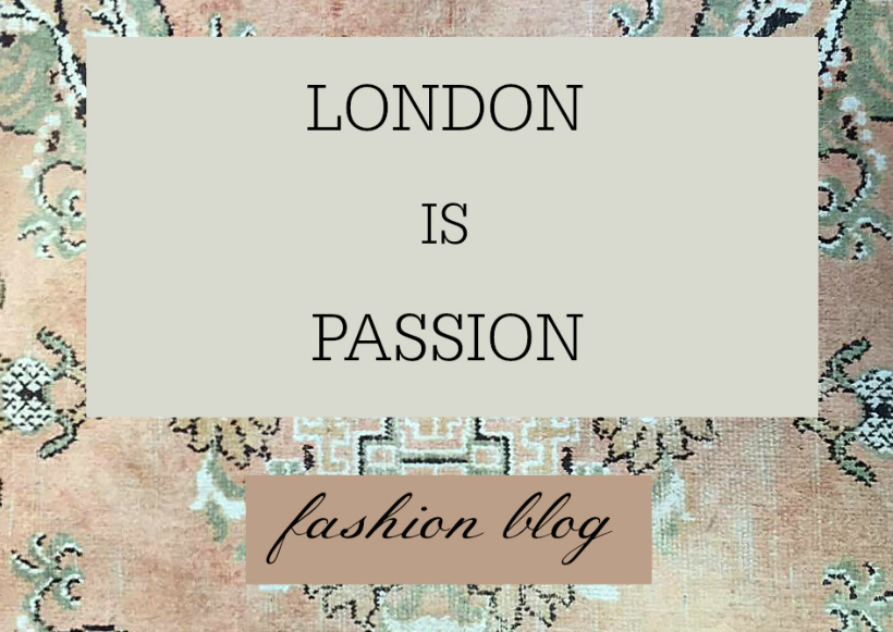 London is passion