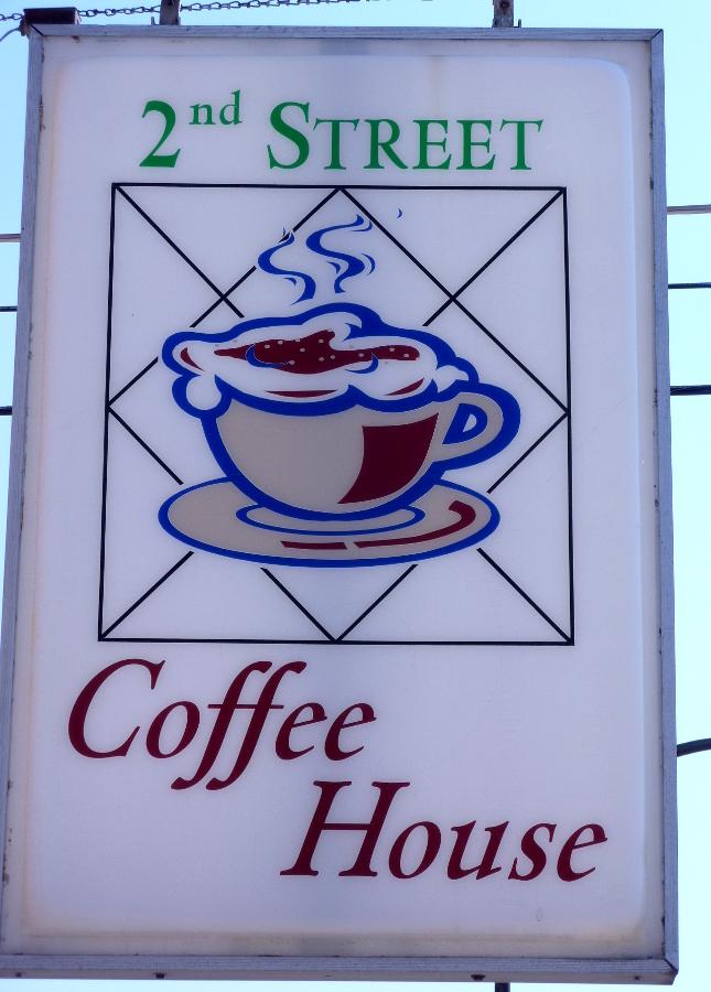 Nd Street Cafe Fairfield Iowa