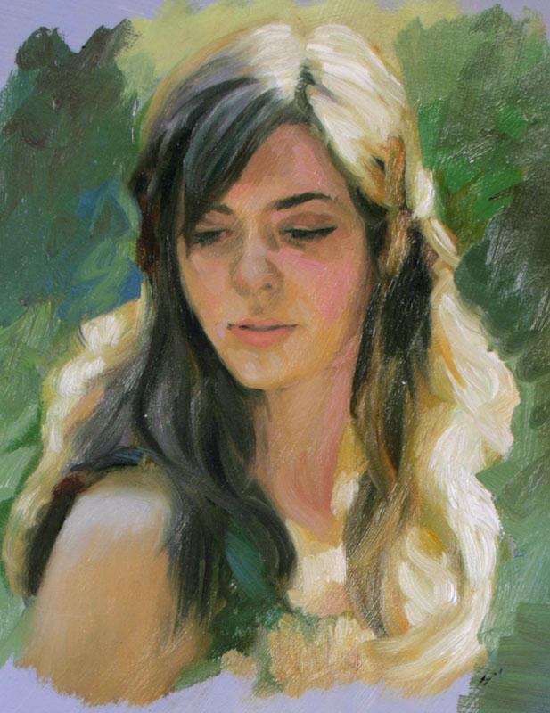 Super Dessin Peinture: Etudes de portraits, format 20x30 cm RQ17