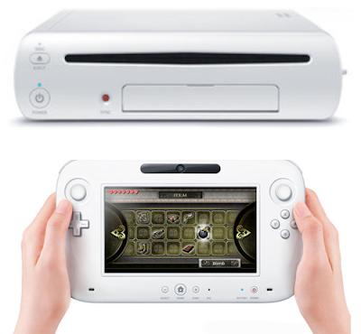 Nintendo wii u fecha lanzamiento navidad 2012