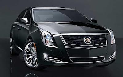 2016 Cadillac XTS Premium Full-Size Sedan Car Review Specs