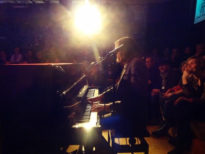 28.03.2014 Dortmund - Schauspielhaus: Ken Stringfellow