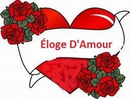 poème Éloge-D'Amour