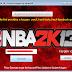 NBA 2K13 Beta Keygen