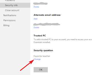 how to see all accounts in outlook