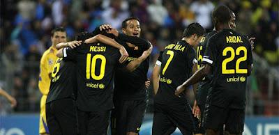 BATE Borisov 0 - 5 FC Barcelona (3)