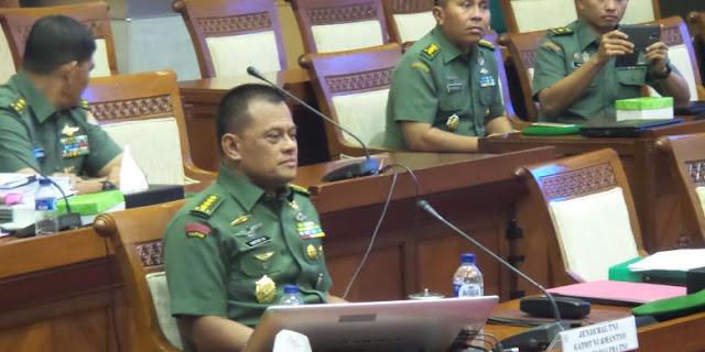 TNI Ajukan Tambahan Anggaran Rp 35 triliun