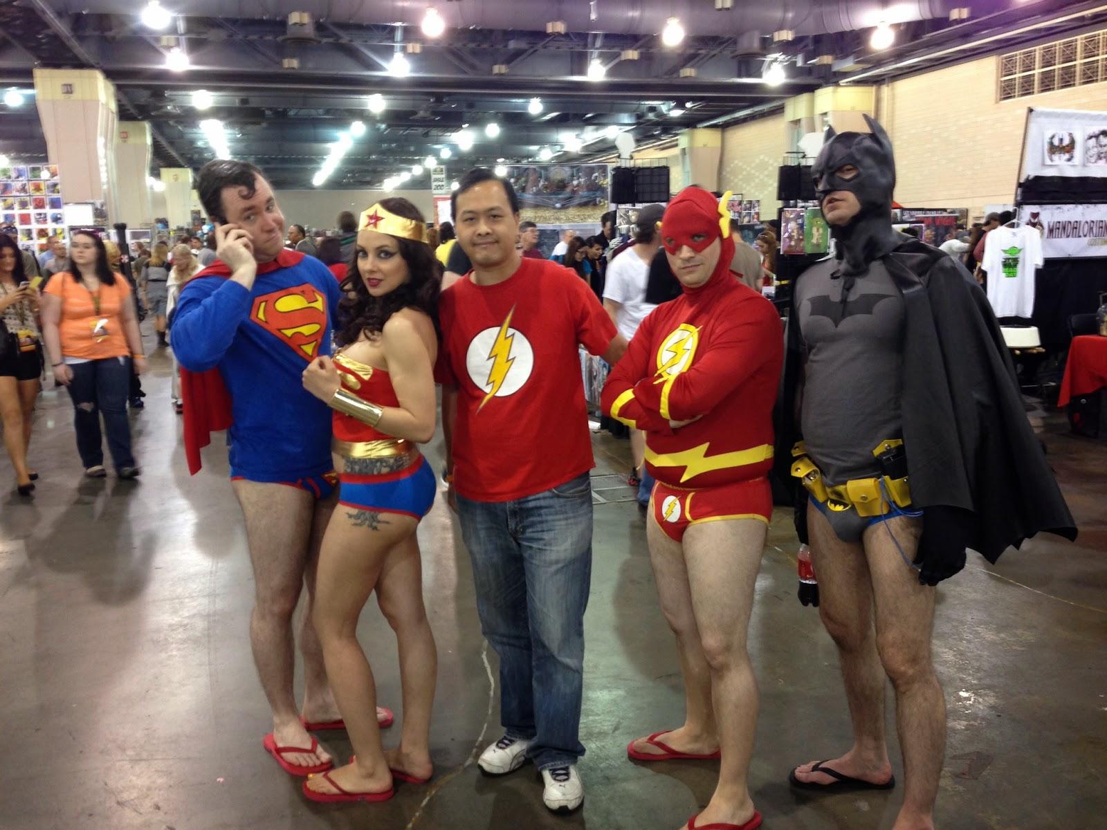 Wizard World Philadelphia Comic Con Sat ~ Geek With Mak