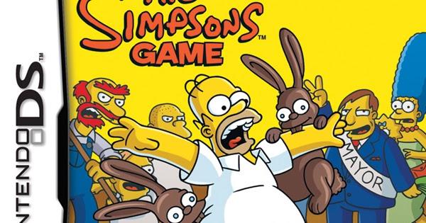 Download ROMs: The Simpsons - Nintendo DS