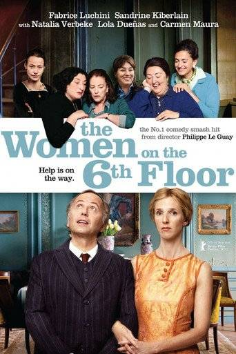 The Women on the 6th Floor (2010) ταινιες online seires xrysoi greek subs
