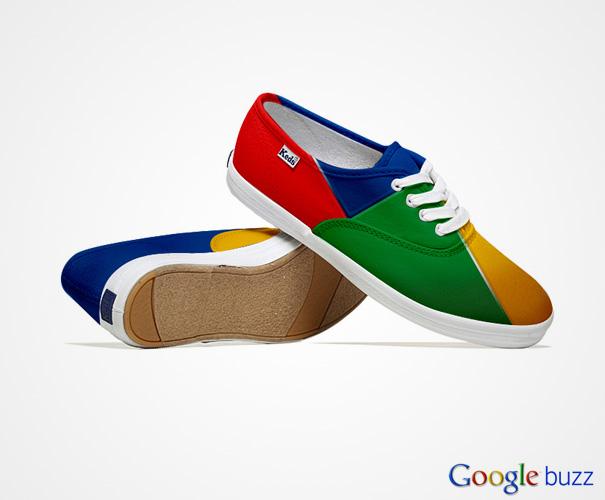 Những mẫu giầy cực cool thiết kế theo mạng xã hội