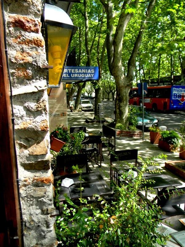 Restaurante em Colônia Uruguai