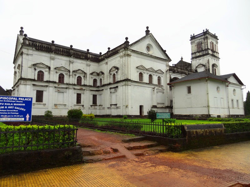 Sé Cathedral Portugese cathedral - Panjim Goa - Pick, Pack, Go