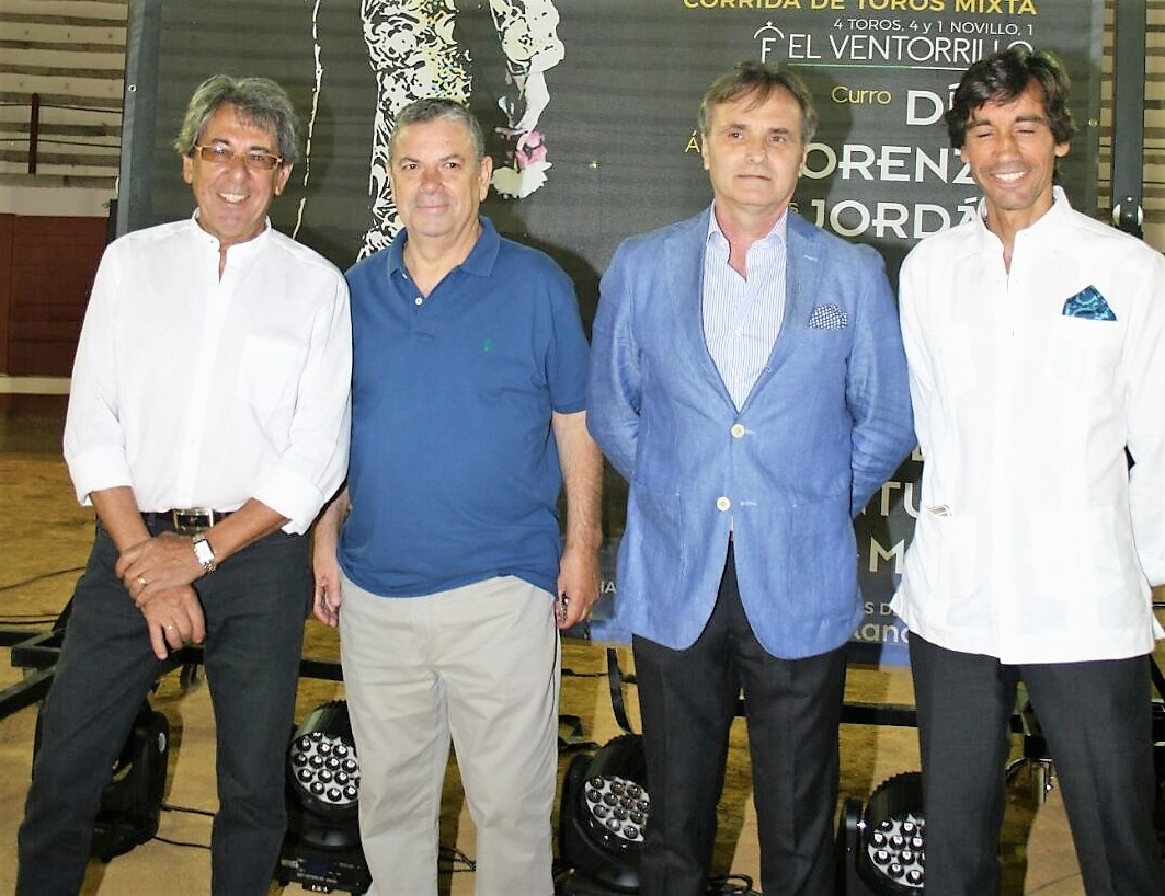 TEJERO, CURRO DIAZ, MANOLO SANCHEZ