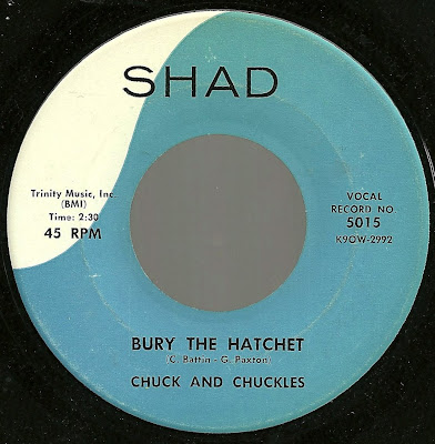 Chuck And Chuckles - Bury The Hatchet