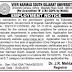 VNSGU Various Teaching Posts Recruitment 2015