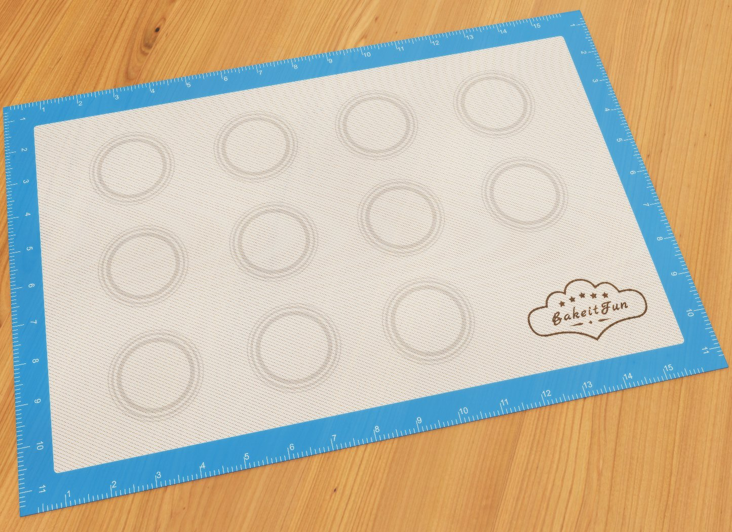 Bake it fun silicon baking mat