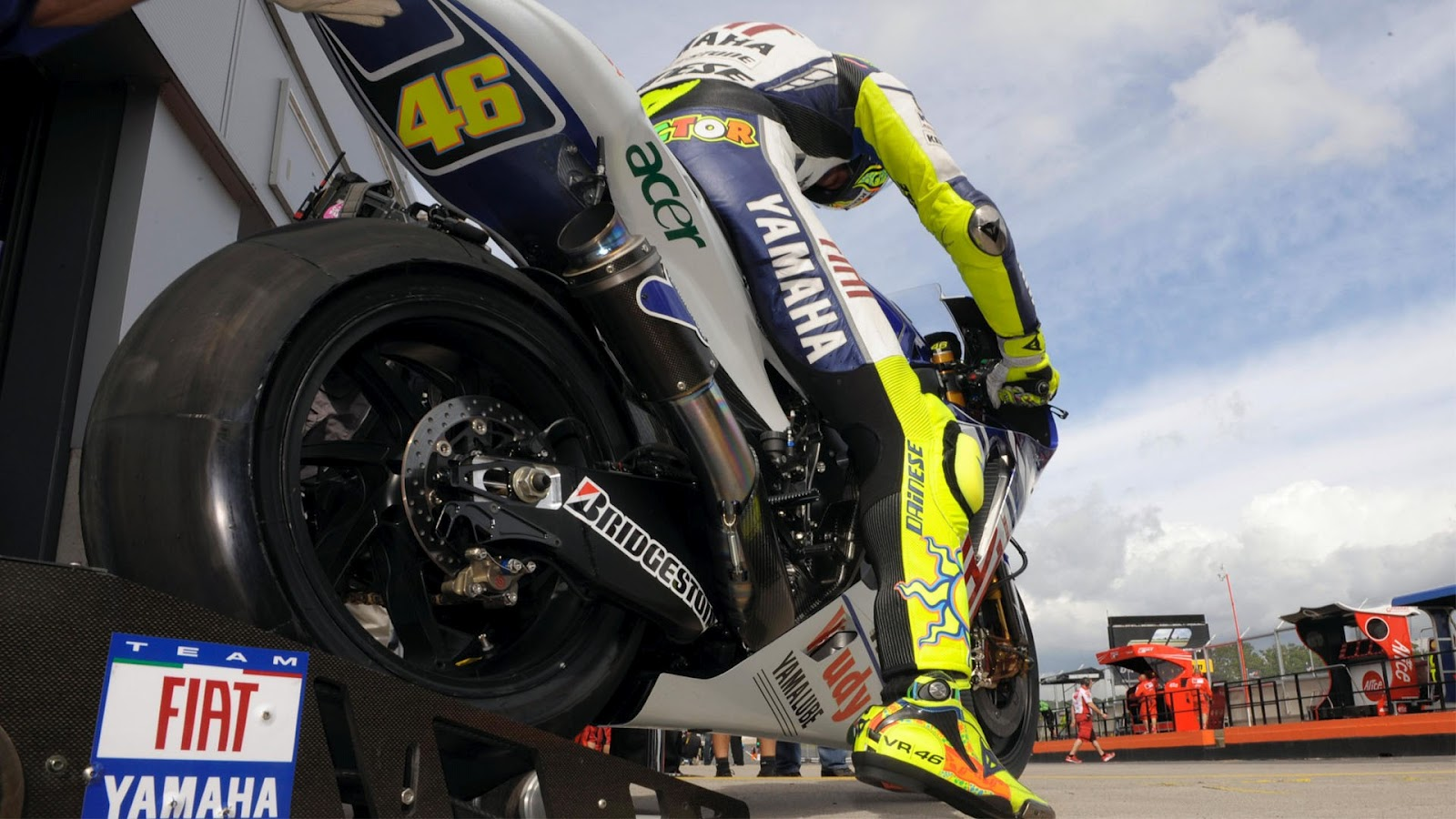 the doctor 46 rossi Valentino Rossi wallpapers in HD