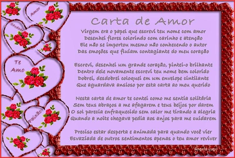las carta de amor: