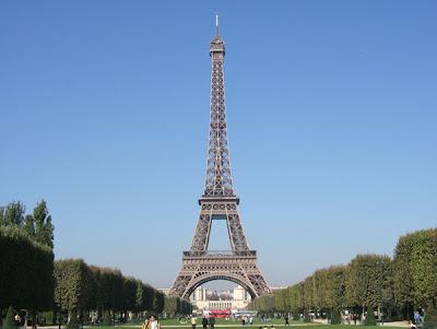 Torre Eiffel, Paris (Francia)