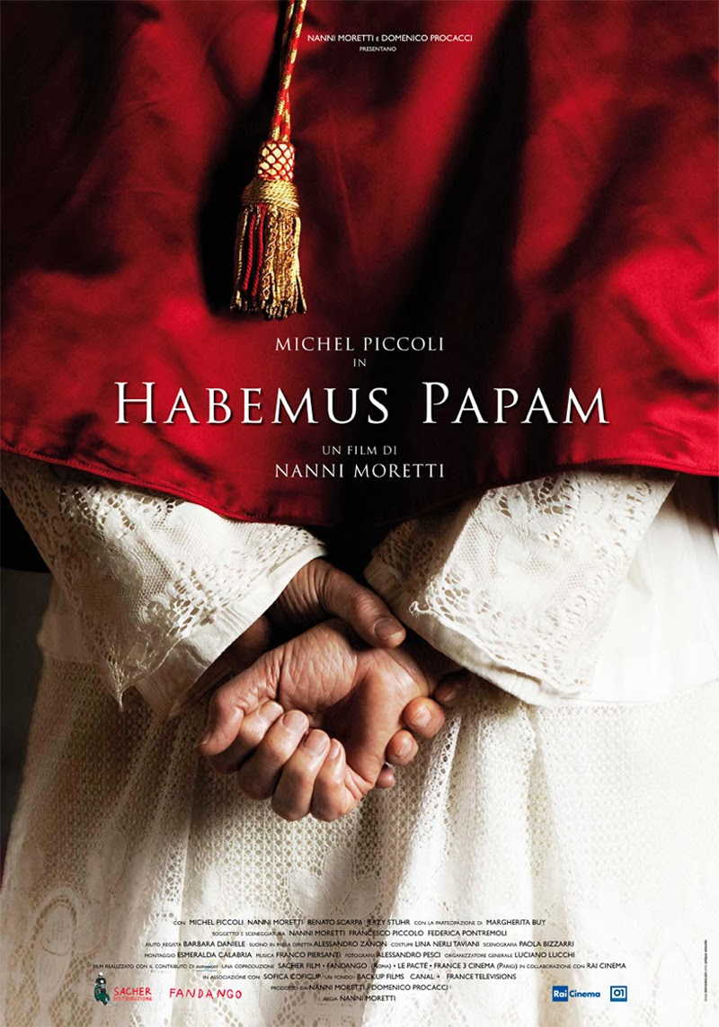 We Have a Pope, Habemus Papam, Film Poster
