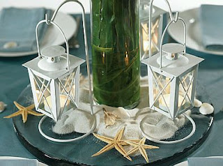 Original wedding centerpieces, part 2