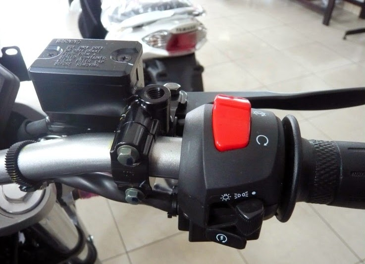 Begini Caranya Membuat Fitur Engine Cut Pada Honda Megapro FI