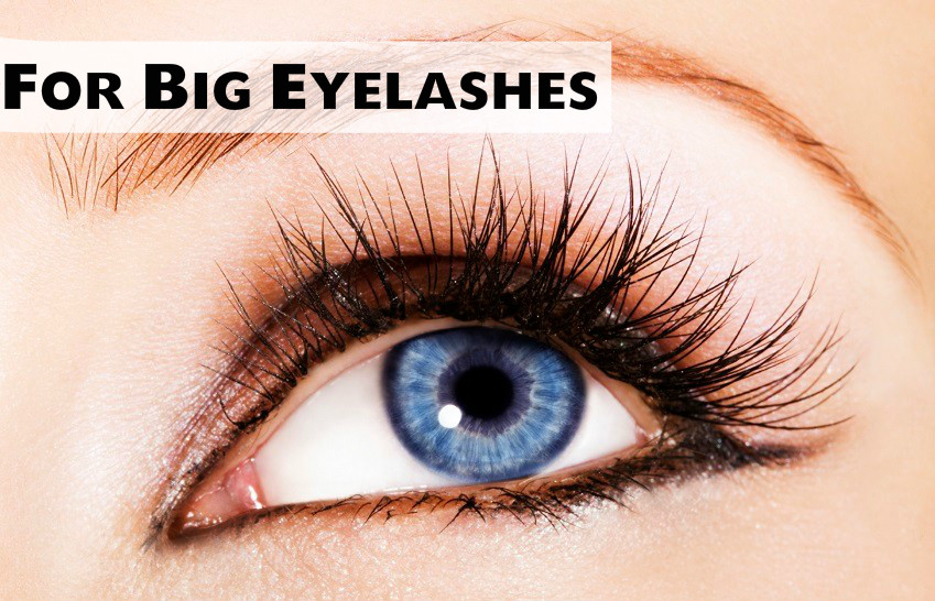 8 Tips On How To Make Your Eyelashes Grow
