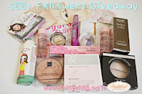 Rini Cesilia's 500+ Followers Giveaway: