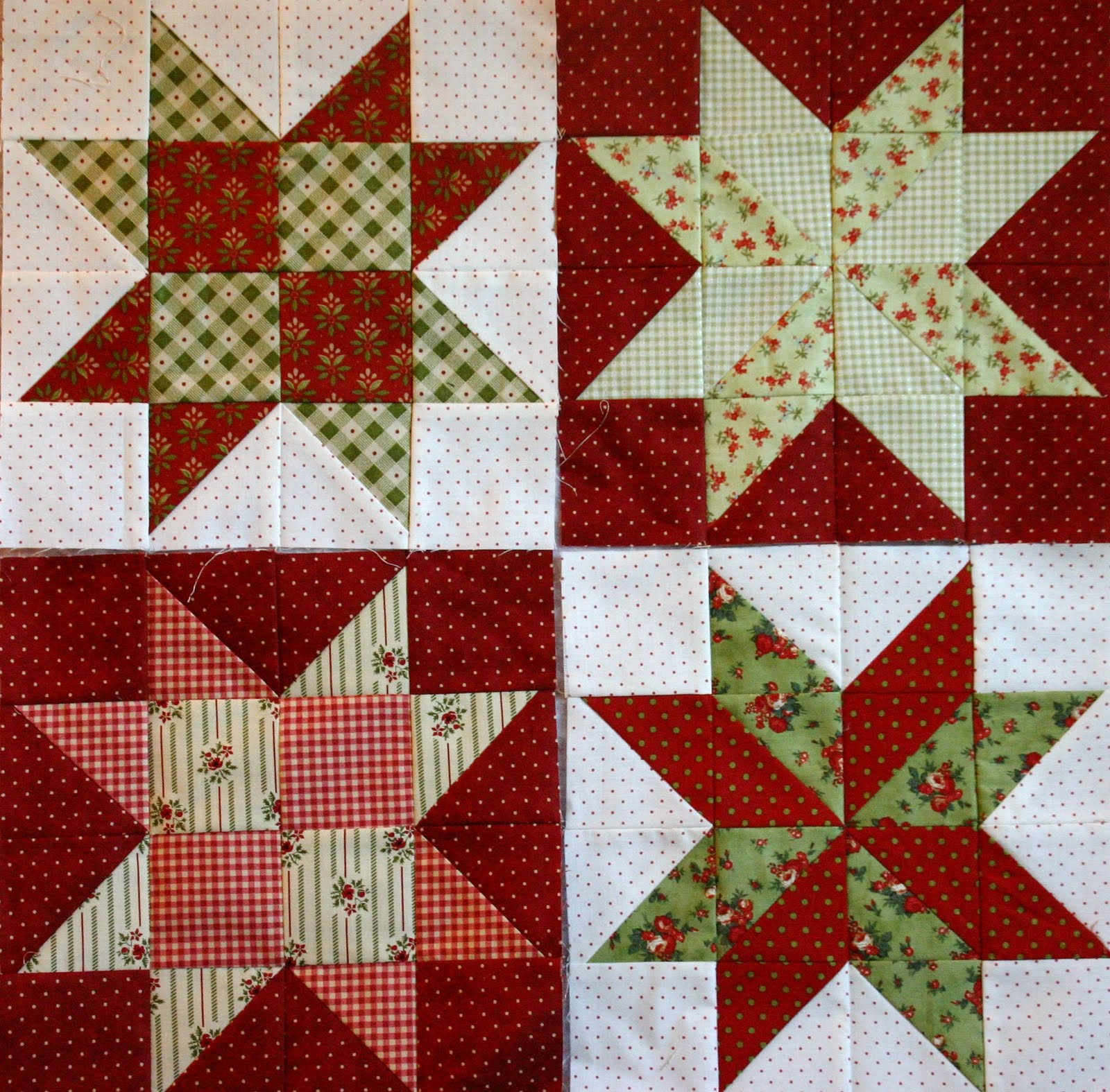 Sew n wild oaks quilting april christmas quilt along